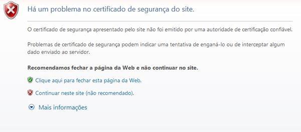 Certificado SSL (grátis?) (1/3)