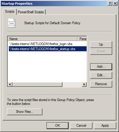 Configurar GPO de proxy para Firefox e Chrome (4/4)