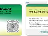 Carteirinha (Certificação) Microsoft está devolta!