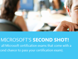 Second Shot – Segunda chance Exames Microsoft